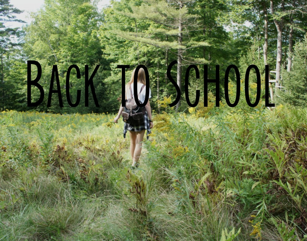 Back To School Fashion// No Longer Grey