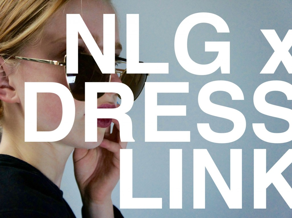 NLG x Dress Link// no longer grey