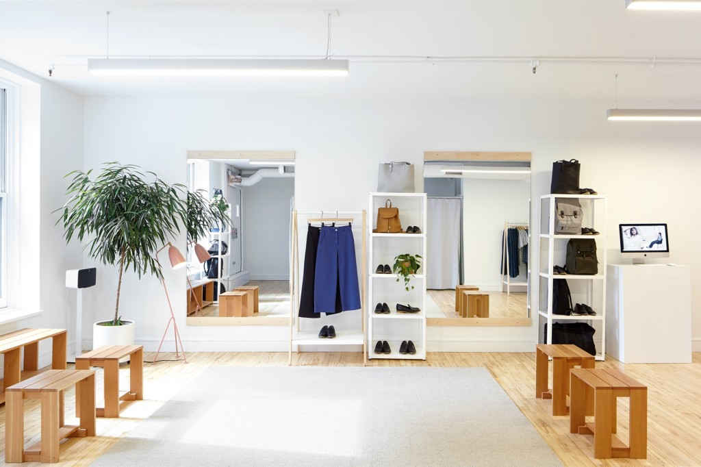 The Everlane Studio// no longer grey